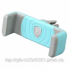 Автодержатель Baseus Mini Shield Plus Blue