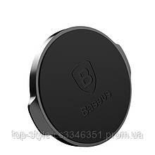 Автодержатель Baseus Small ears series Magnetic suction bracket (Flat type) Black