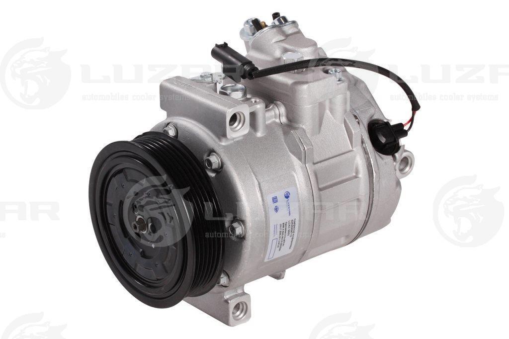 Компрессор кондиционера E60 E63 E64 E65 Luzar LCAC 26E6