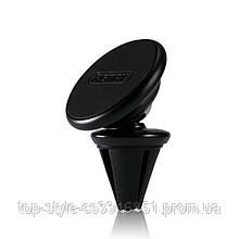 Автодержатель REMAX Air Vent Metal Holder RM-C28 Black