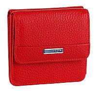 Кошелек компактный KARYA 17174 кожаный Красный, фото 1