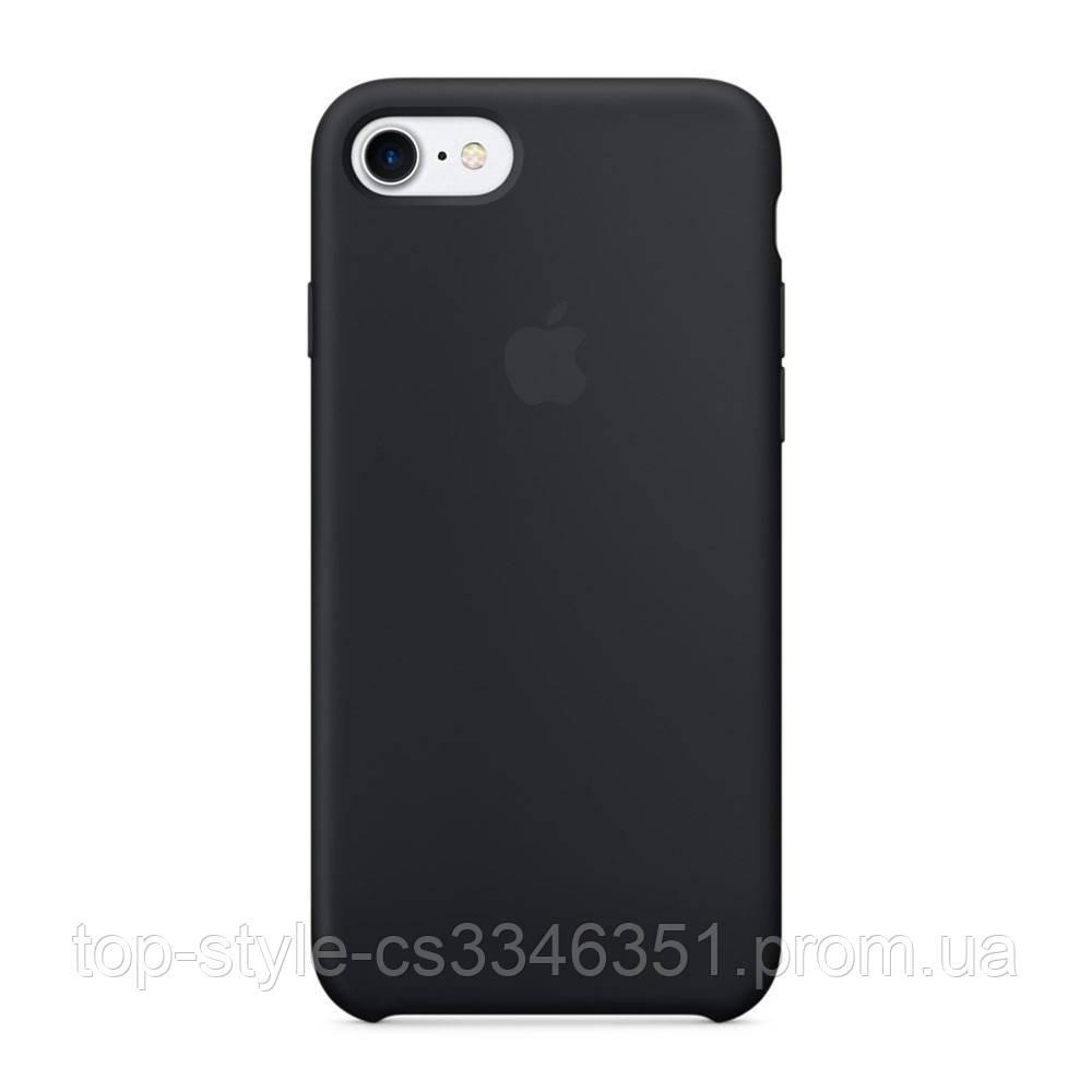 Чехол HC Silicone Case для Apple iPhone 7/8 Black