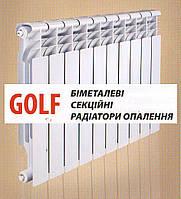 Биметаллический радиатор отопления Tianrun GOLF 80 х 80 х 565