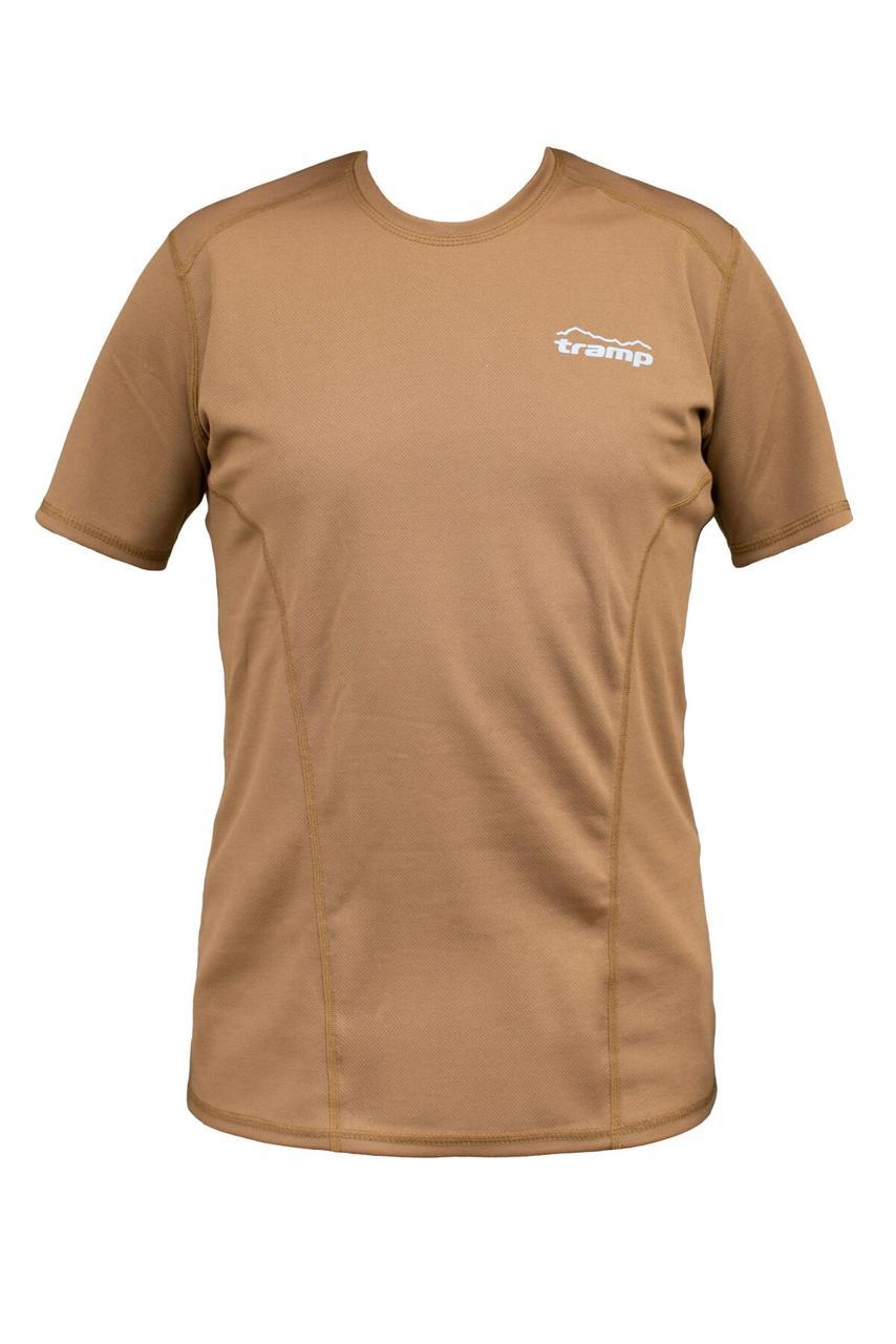 Термо футболка CoolMax Tramp койот L