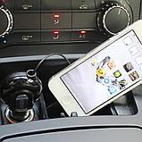 Автомобильное зарядное устройство Ozio CN23 + Micro USB Cable 0.8m (1USB 1A) Black, фото 4