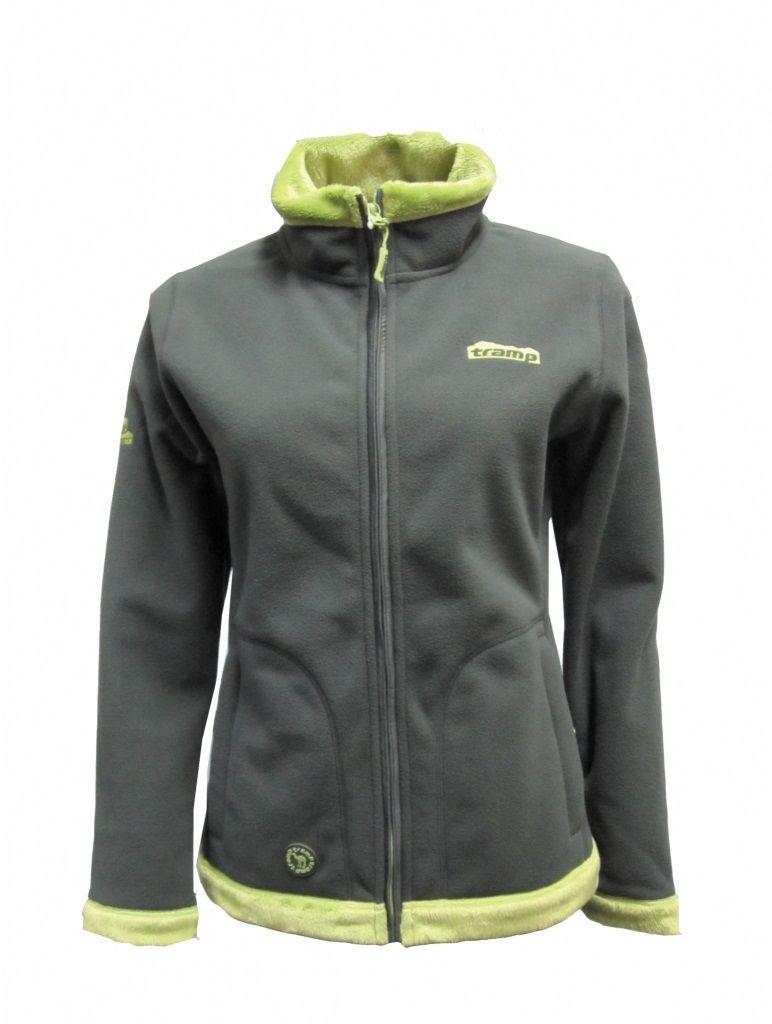 Женская куртка Tramp Бия Серо/зел. M