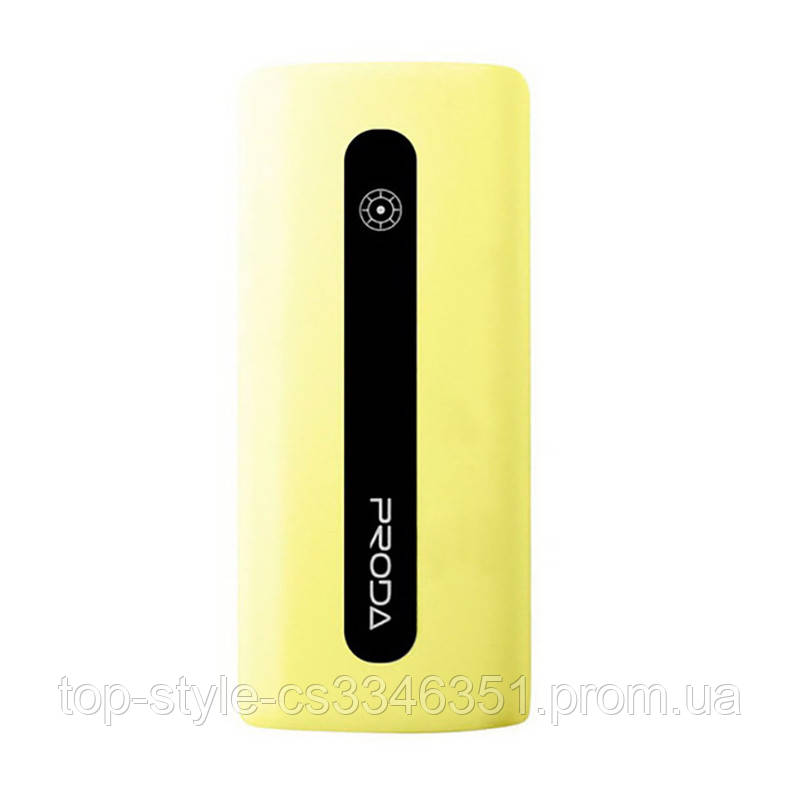 УМБ Remax Proda E5/PPL-15 5000 mAh Yellow