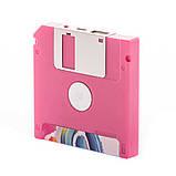 УМБ Remax RPP-17 Floppy Disk 5000 mAh Rose, фото 3