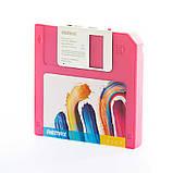 УМБ Remax RPP-17 Floppy Disk 5000 mAh Rose, фото 4