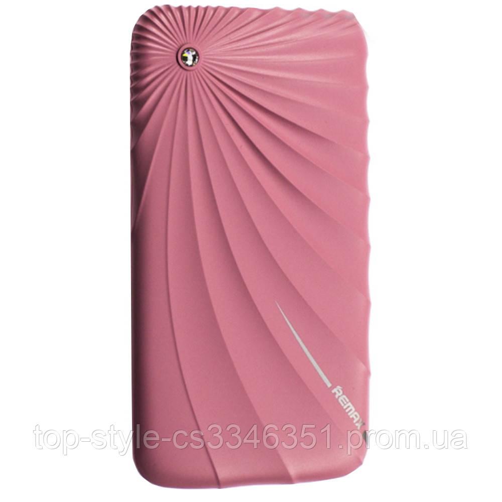 Портативная батарея Remax Power Bank Gorgeous RPP-26 5000 mah Pink