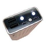 Портативное зарядное устройство Power Bank Remax Proda Vanguard 20000 mAh Gold, фото 4