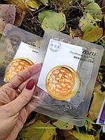 Тканевая маска для лица  ZOZU FULLERENE BRUSHED MASK с фуллеренами 25  грамм New в прозрачной упаковке
