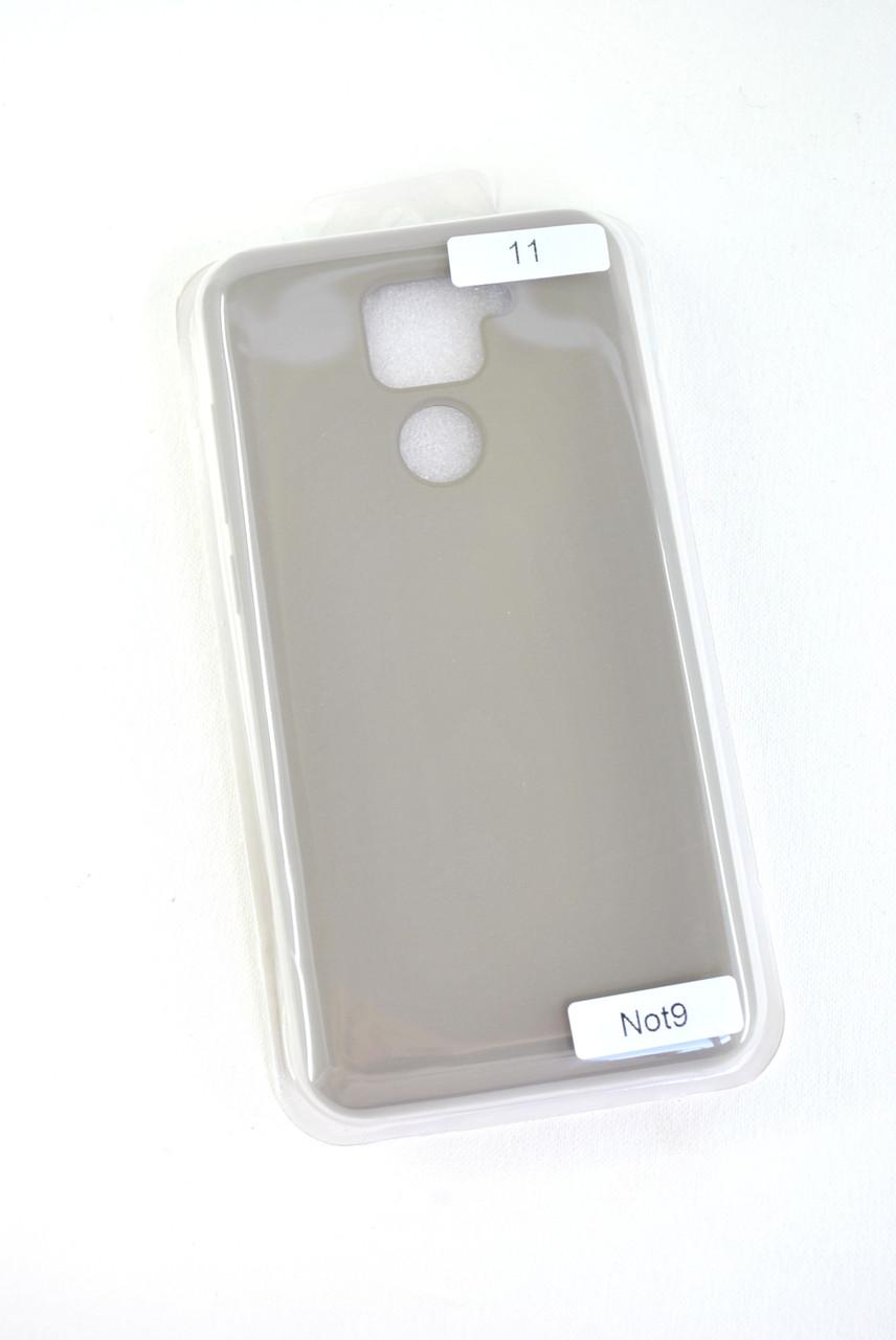 Чехол Huawei P40 Lite Silicon Original FULL №11 Dark olive (4you)