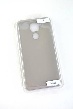 Чехол Huawei P40 Lite Silicon Original FULL №11 Dark olive (4you), фото 2