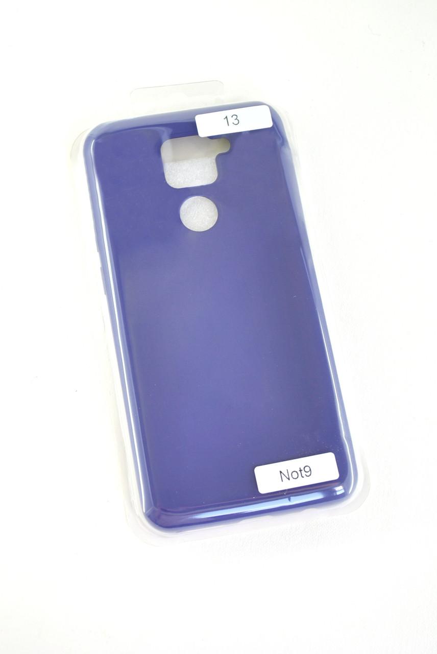 Чехол Samsung M31/M315 Silicon Original FULL №13 Violet (4you)