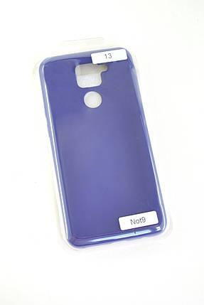Чехол Samsung M31/M315 Silicon Original FULL №13 Violet (4you), фото 2