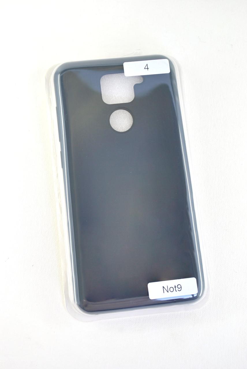 Чехол для телефона Xiaomi Redmi 8A Silicone Original FULL №4 Midnight blue (4you)
