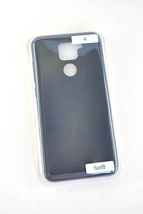 Чехол для телефона Xiaomi Redmi 8A Silicone Original FULL №4 Midnight blue (4you), фото 2