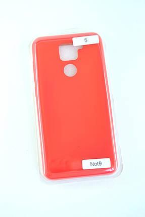 Чехол Huawei Y6P (2020) Silicon Original FULL №5 Red (4you), фото 2