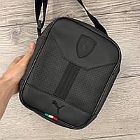 Мужская сумка через плечо Puma(пума), видео обзор