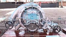 Насос ПН-110Б с задвижкой и пеносмесителем ПС-12