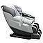 Массажное кресло ZENET ZET 1450 Серое, фото 3
