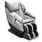 Массажное кресло ZENET ZET 1450 Серое, фото 7