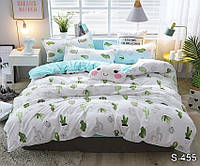 ТМ TAG Комплект постельного белья с компаньоном S455, фото 1