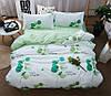 ТМ TAG Комплект постельного белья с компаньоном S450
