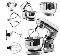 Кухонный комбайн Ravanson RP-1800s серебристо-серый 1800 Вт, фото 1