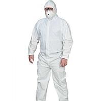 Комбинезон защитный, изоляционный с повышенными защитными свойствами.