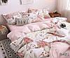 ТМ TAG Комплект постельного белья с компаньоном S451