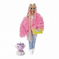 Кукла Барби Экстра Стильная Модница - Barbie Extra Style блондинка GRN28, фото 4
