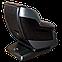 Массажное кресло ZENET ZET 1550 Коричневое, фото 7