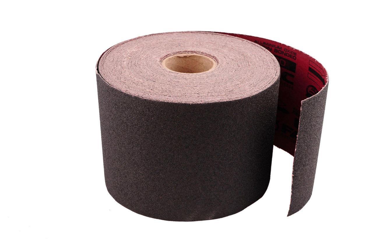Шлифовальная шкурка Falc 200 мм х 50 м, Р180, ткань
