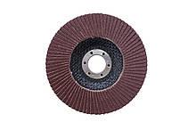 Круг лепестковый торцевой Асеса - 125 мм x Р80
