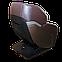 Массажное кресло ZENET ZET 1690 Коричневое, фото 7