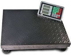 Весы товарные-платформенные «ПРОК» ВТ-300-УР (300 кг, 450х600 мм)