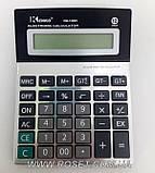 Профессиональный настольный калькулятор - Kenko DM-1200V, фото 3