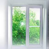 Окно металлопластиковое Rehau 1150 x 1350, фото 3