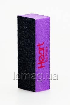 Heart Баф фиолетовый 80/80/80, 1 шт.