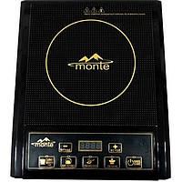 Индукционная настольная электроплита Monte MT-2100