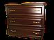 Кровать деревянная  Империя односпальная, фото 6