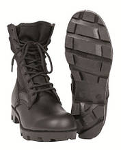 Берцы Mil-tec Us Black Cordura Jangle Boots