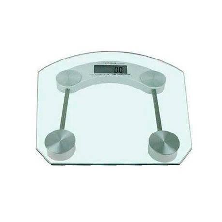 Весы напольные Rainberg RB-2003В квадратные до 180 кг, фото 2