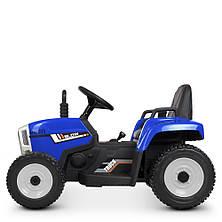 Детский электромобиль трактор M 4478EBLR-4, фото 3