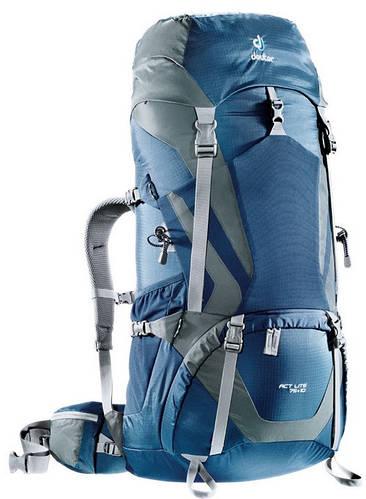 Треккинговый рюкзак DEUTER ACT LITE 75+10, 4340315 3473 синий