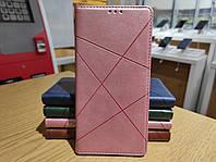 "Xiaomi Redmi 9A чехол книжка ""Avantis"" еко-кожа розовый"