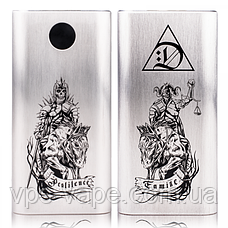 "Hammer of God XL ""Four Horsemen Edition"" 21700 Mech MOD by Vaperz Cloud x Deathwish Modz, фото 3"