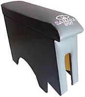 Подлокотник бар ВАЗ 2108 2109 21099 серый.
